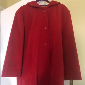 Chilling adventures of Sabrina replica overcoat